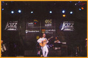 Di Rosen - The Cape Town Jazz Festival Screen Africa article
